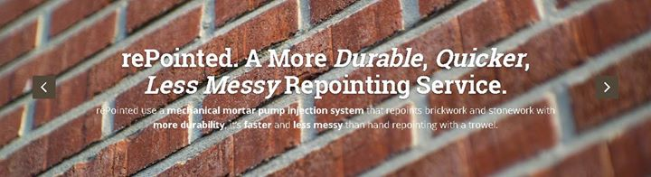 Why Use rePointed for Repointing? Wirral, Liverpool, Chester & Manchester Pointing Services...