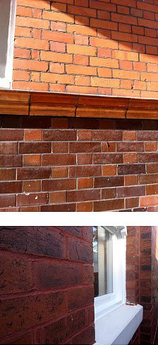 rePointed. the repointing specialists. Repointing Services Wirral, Liverpool, Chester, North West UK